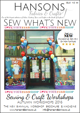 Sew What's New Cover